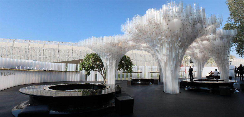 BVLGARI Pavilion nArchitects  Preparati per l'estate 2013: 10 padiglioni esterni BVLGARI Pavilion Narchitects