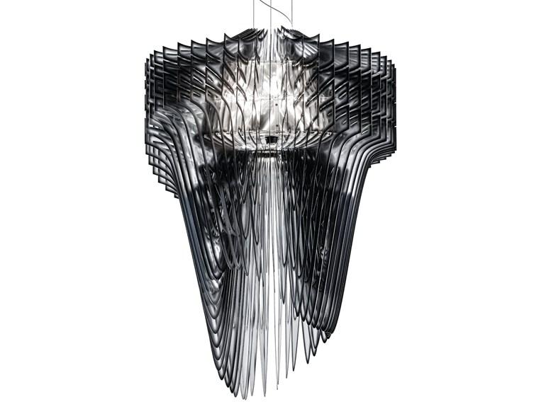 Slamp | Aria Collezione | Zaha Hadid Illuminazione di Sospensione Migliori marchi, Nuova Illuminazione di Sospensione Slamp collection Zaha Hadid 1