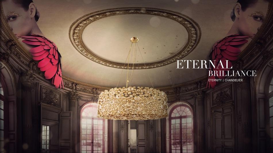 Eternity Koket Chandelier Illuminazione di Sospensione Migliori marchi, Nuova Illuminazione di Sospensione eternity1