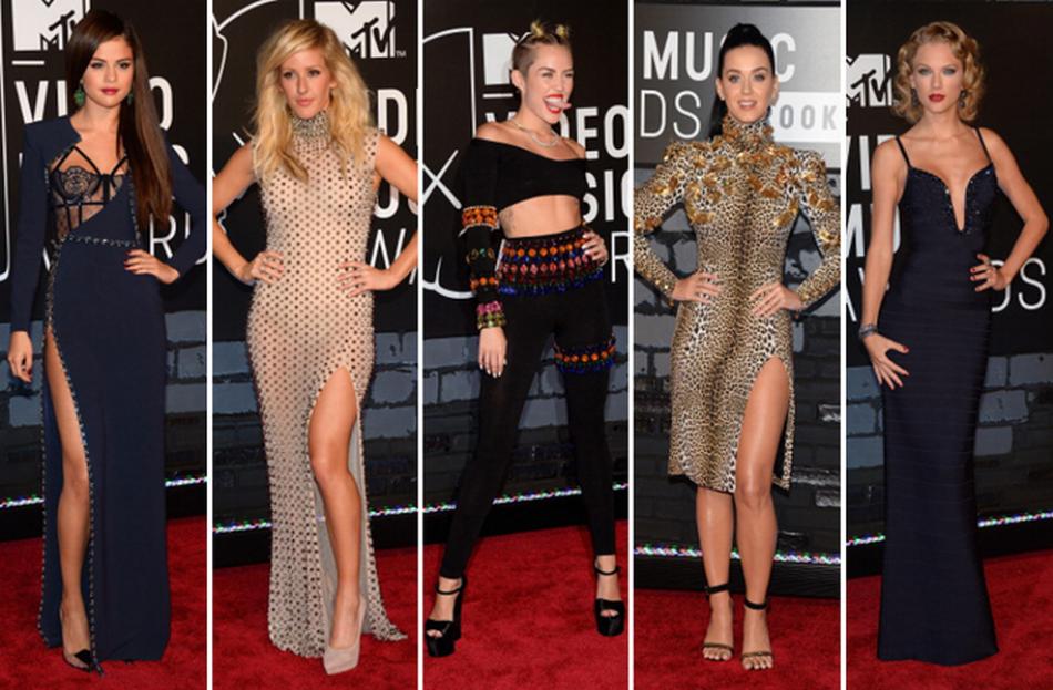 Ogni sguardo di VMA Tappeto rosso 2013  MTV VMA Tappeto rosso 2013 1VMA Awards e1377614085286