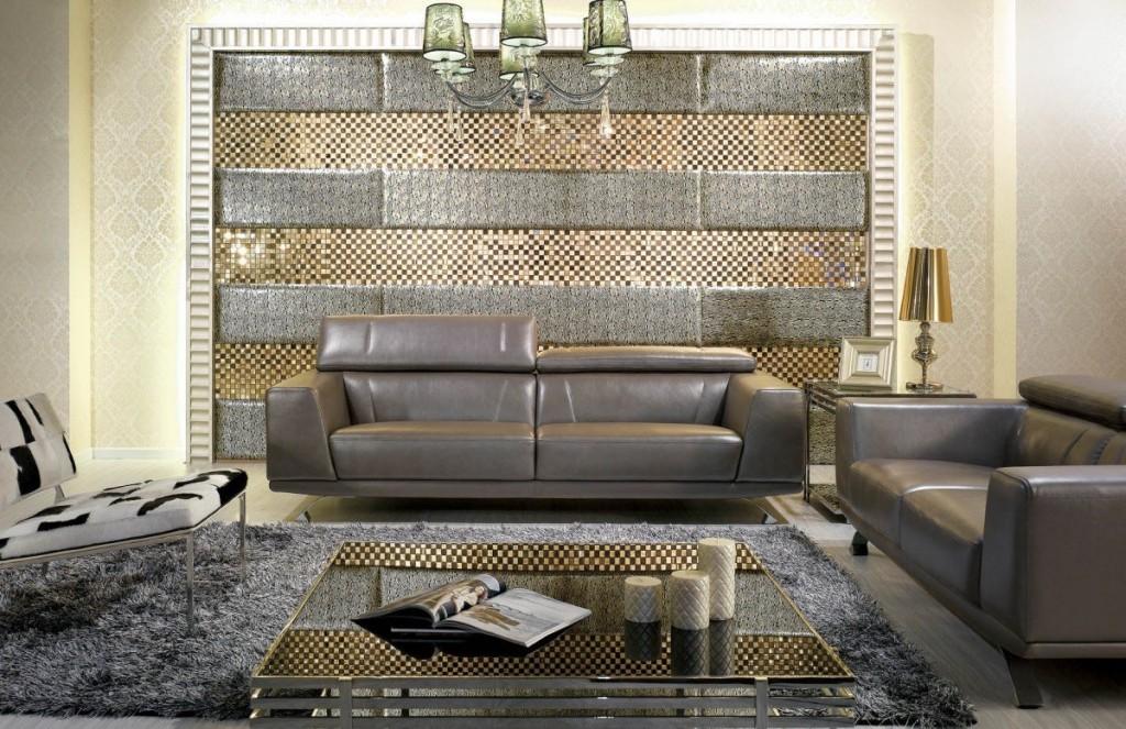 """""""Cuoio Lace""""  Art Deco e Design d'Interni di Lusso Art Deco e Interni Design di Lusso 1"""