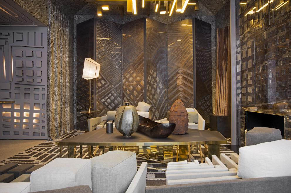 Art deco e design d interni di lusso spazi di lusso - Design d interni milano ...