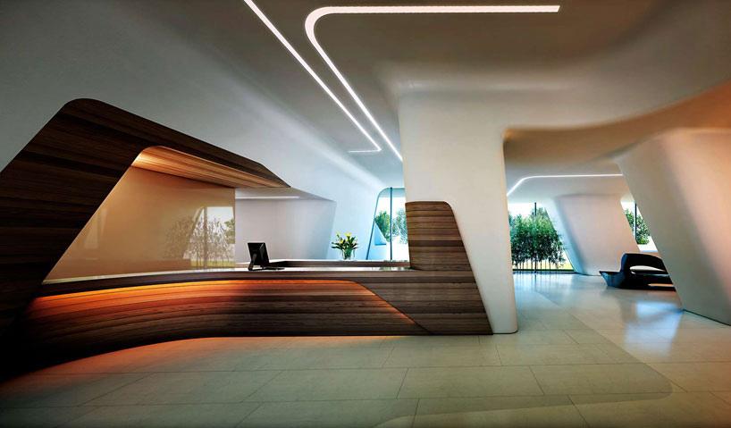 Citylife milano complesso residenziale zaha hadid e for Design per la casa residenziale