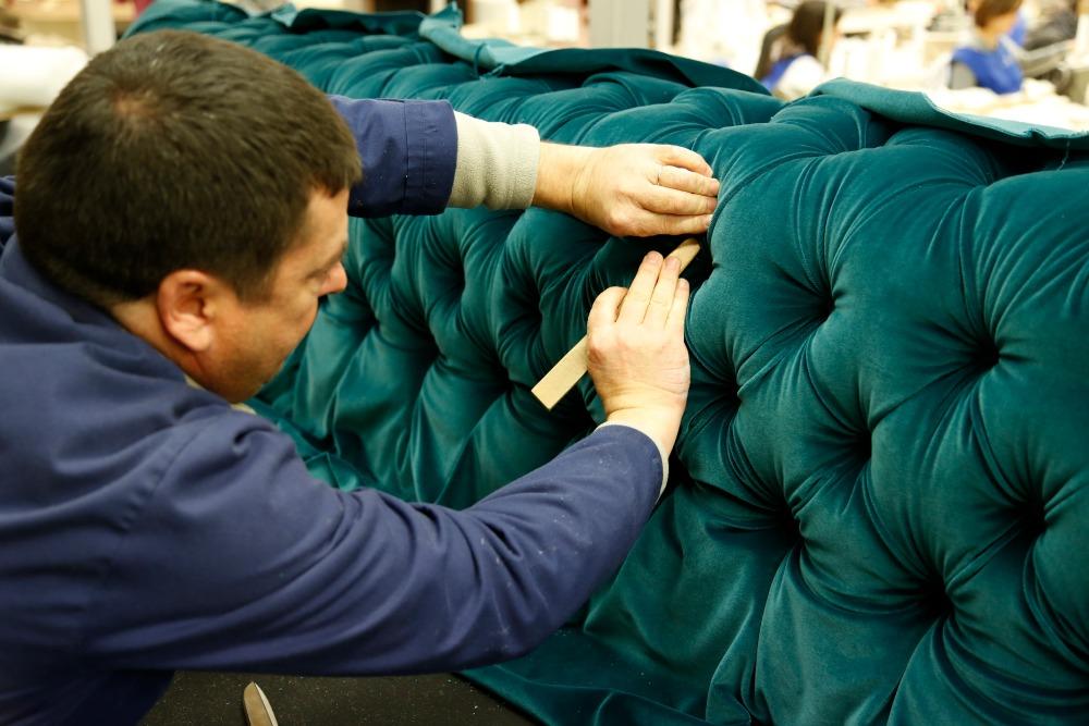 Riconoscere Qualità nella Tappezzeria, mobili moderni progettisti Mobili Moderni Riconoscere Qualità nella Tappezzeria, mobili moderni progettisti Craftsmanship Upholstery