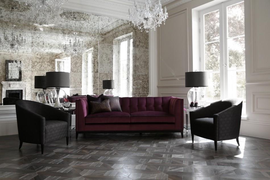 Riconoscere Qualità nella Tappezzeria, mobili moderni progettisti