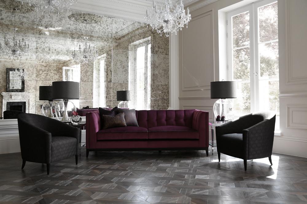 Riconoscere qualit nella tappezzeria mobili moderni for Arredamento moderno di lusso