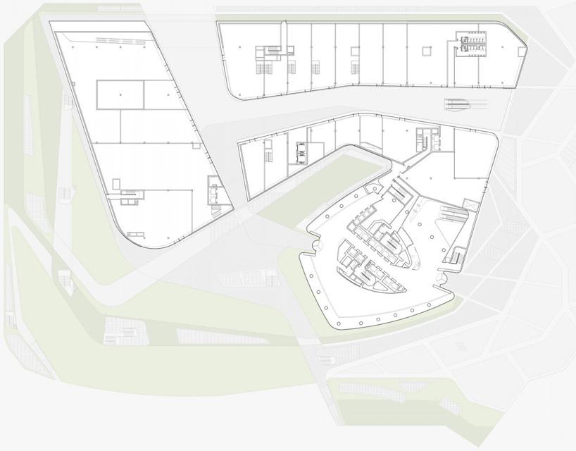 Citylife Milano complesso residenziale - Zaha Hadid e Daniel Libeskind  Citylife Milano Complesso Residenziale - Zaha Hadid e Daniel Libeskind hadidtower Citylife Milano 2