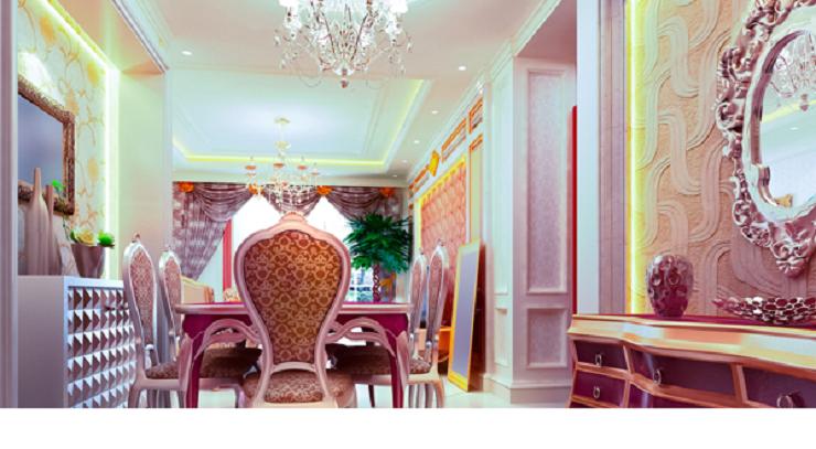 Sala da pranzo, 6 decorazione Tips  Sala da Pranzo, 6 Idee di Decorazione place a chandelier