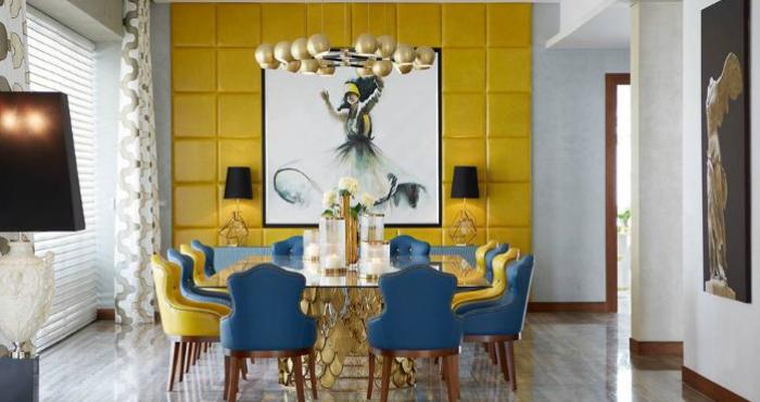 Sala da Pranzo, 6 Idee di Decorazione Spazi di Lusso