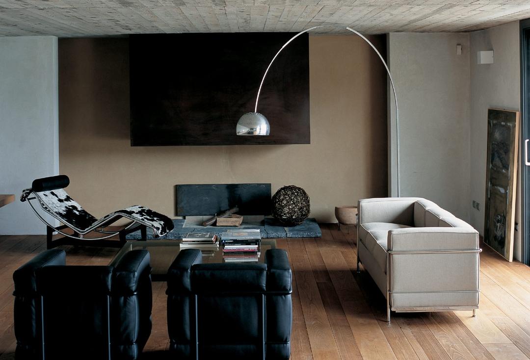 Design che aggiungono utilità e comodità per Salotto  Spazi di ...