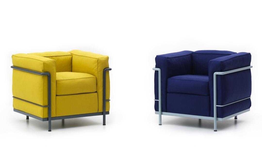 Salotto Le Corbusier.Design Che Aggiungono Utilita E Comodita Per Salotto Spazi