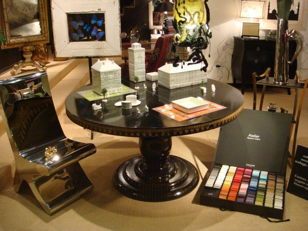 Negozi Di Mobili Roma i top 5 negozi di mobili e design in italia – spazi di lusso