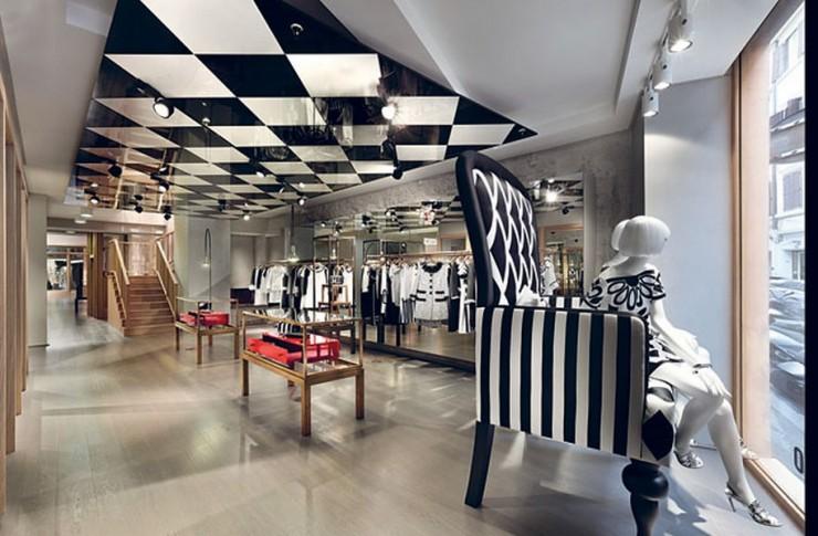 Nuovo flagship store, Moschino di Roma Nuovo flagship store Moschino di Roma 1 e1380722606167