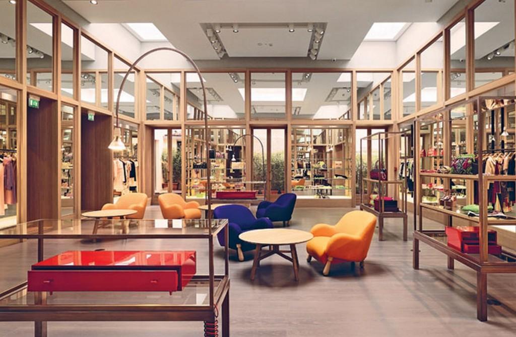 """""""Interni Nuovo flagship store Moschino di Roma""""  Nuovo flagship store, Moschino di Roma Nuovo flagship store Moschino di Roma 3"""
