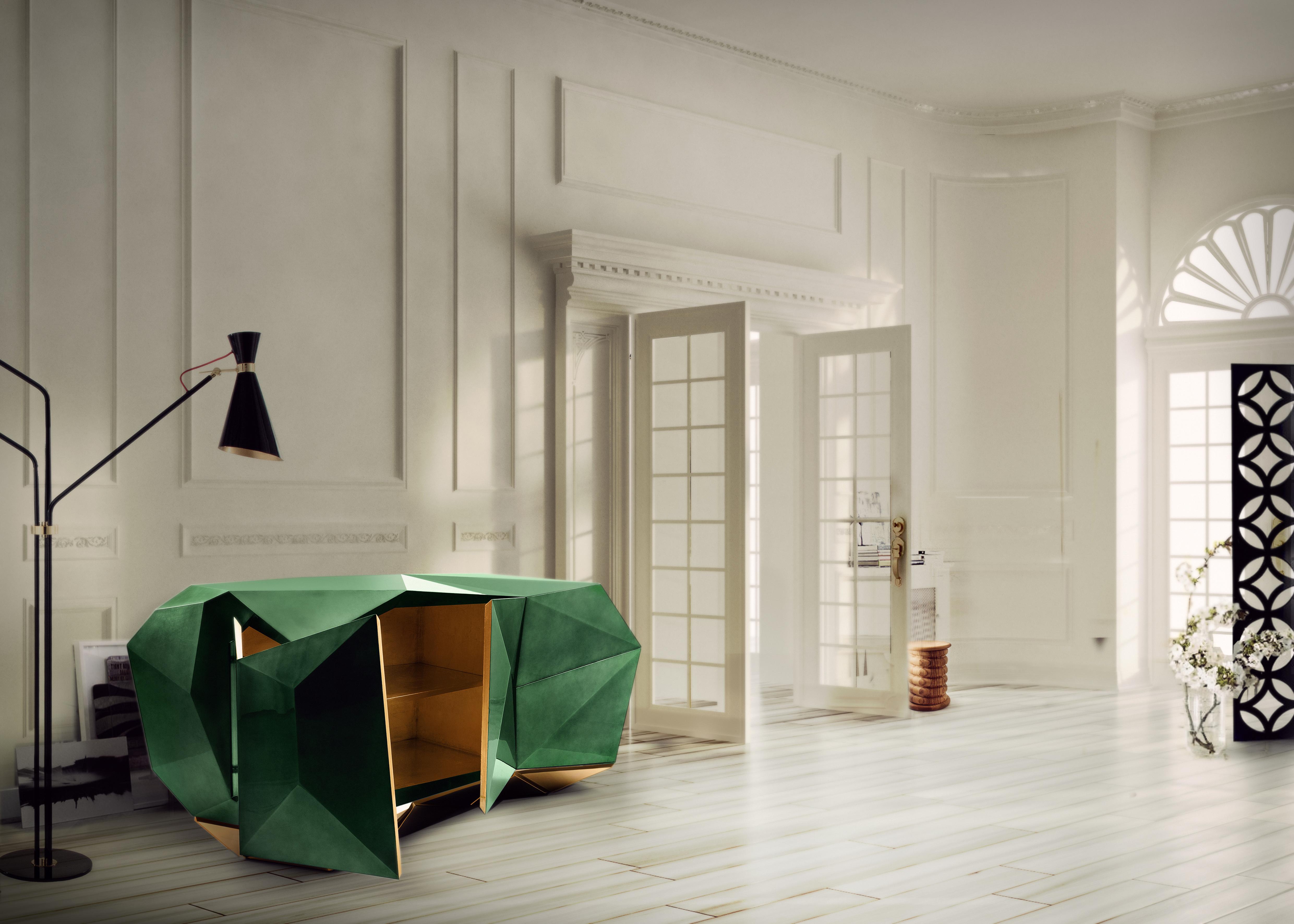 verde smeraldo 2013 colore di pantone spazi di lusso. Black Bedroom Furniture Sets. Home Design Ideas