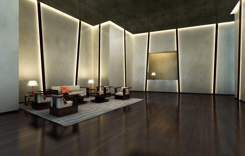 Armani Casa E Libeskind Interni Grattacielo In Filippine on Armani Casa Design Interior
