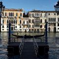 """Private Pier, photo © Aman Canal Grande Hotel, Venice, Amanresorts"""