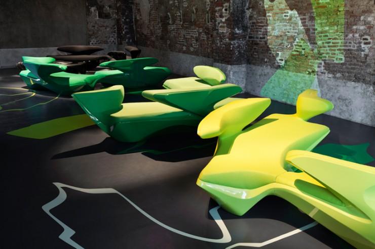 """Design dinamico Zaha Hadid per Poltrona Frau a Milano""  Design dinamico: Zaha Hadid per Poltrona Frau a Milano Design dinamico Zaha Hadid per Poltrona Frau a Milano e1385122359428"