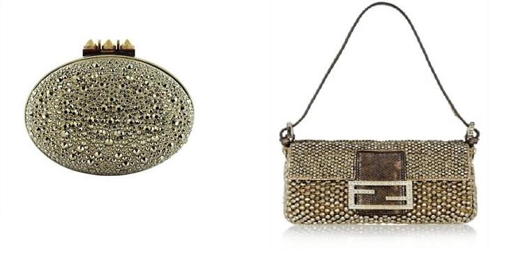 Il trend del giorno - Oro - Christian Louboutin e Fendi  Il trend del giorno: ORO Il trend del giorno Oro Christian Louboutin e Fendi