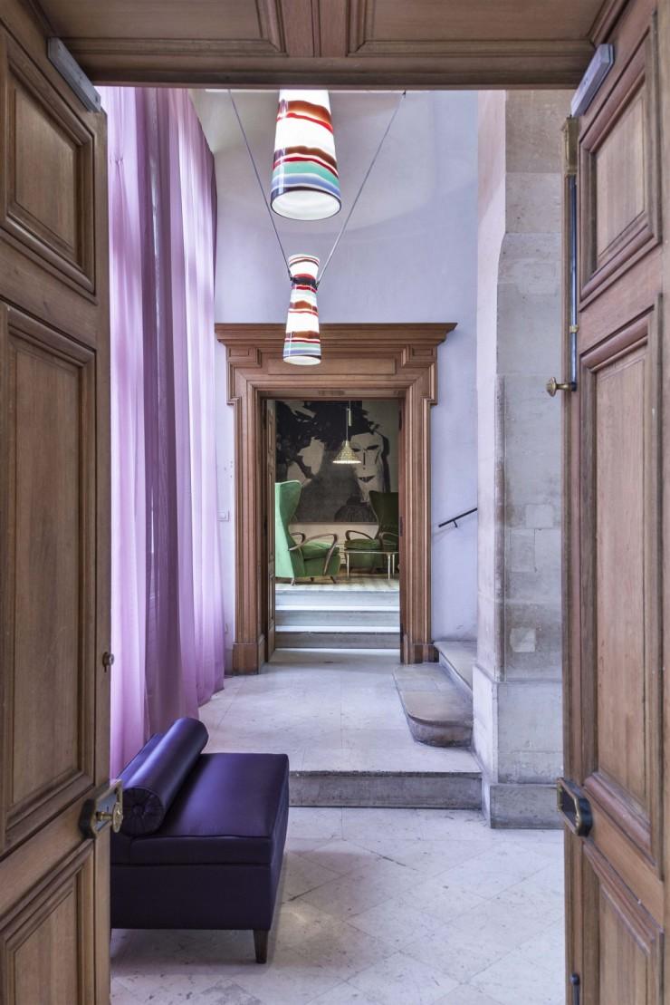 """""""Milano Design Guide, Galleria Nilufar e Nina Yashar-Grand Escalier""""  Milano Design Guide, Galleria Nilufar e Nina Yashar Milano Design Guide Galleria Nilufar e Nina Yashar Grand Escalier e1384476934531"""