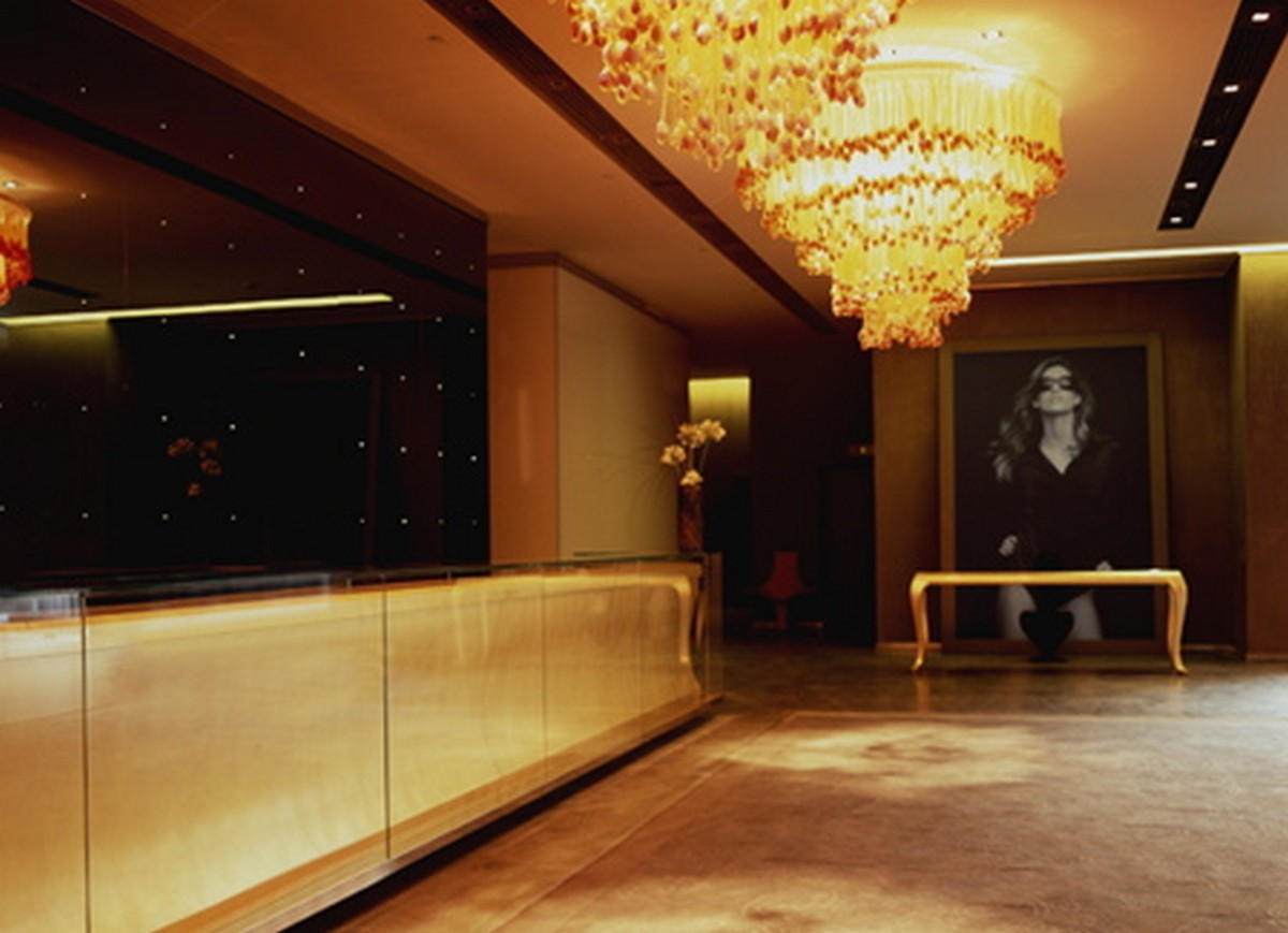 ospitalit e sport i migliori progetti di matteo thun spazi di lusso. Black Bedroom Furniture Sets. Home Design Ideas