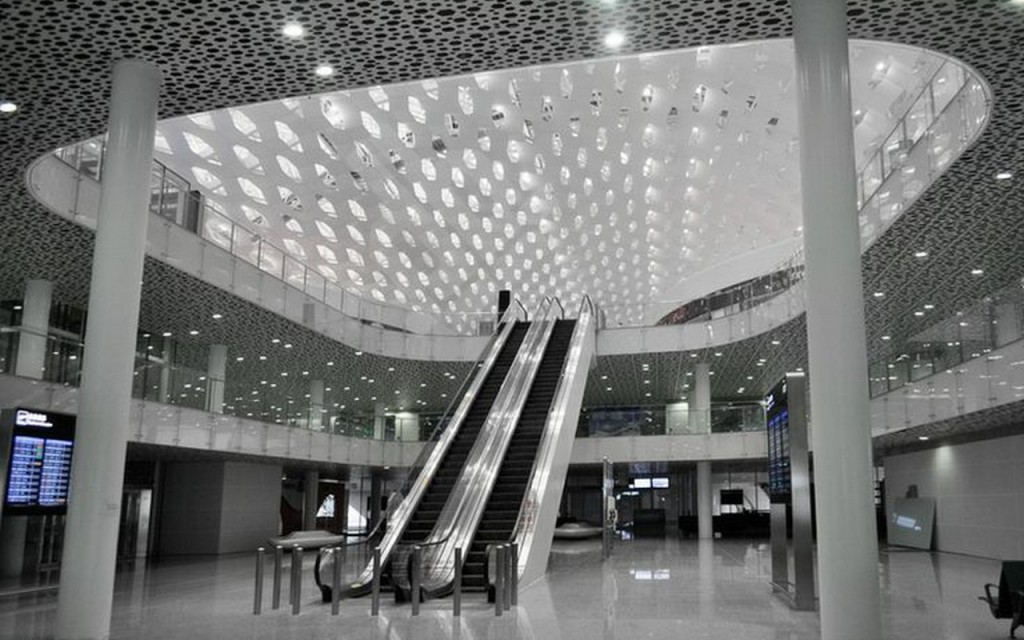 """""""Studio Fuksas Thanksgiving, l'inaugurazione Aeroporto Internazionale di Shenzhen""""  Studio Fuksas Thanksgiving, l'inaugurazione Aeroporto Internazionale di Shenzhen Studio Fuksas Thanksgiving linaugurazione Aeroporto Internazionale di Shenzhen 1"""