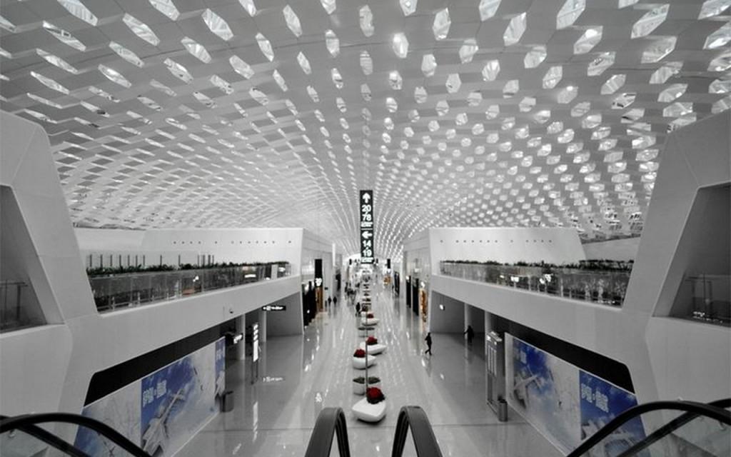 """""""Studio Fuksas Thanksgiving, l'inaugurazione Aeroporto Internazionale di Shenzhen""""  Studio Fuksas Thanksgiving, l'inaugurazione Aeroporto Internazionale di Shenzhen Studio Fuksas Thanksgiving linaugurazione Aeroporto Internazionale di Shenzhen 2"""