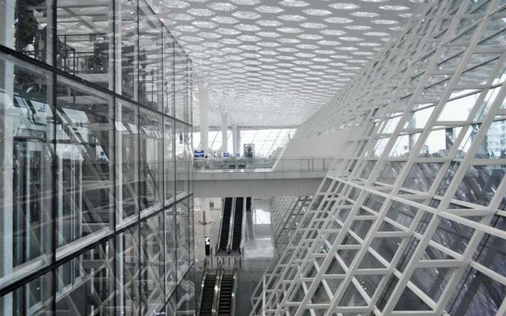 """""""Studio Fuksas Thanksgiving, l'inaugurazione Aeroporto Internazionale di Shenzhen""""  Studio Fuksas Thanksgiving, l'inaugurazione Aeroporto Internazionale di Shenzhen Studio Fuksas Thanksgiving linaugurazione Aeroporto Internazionale di Shenzhen 3"""