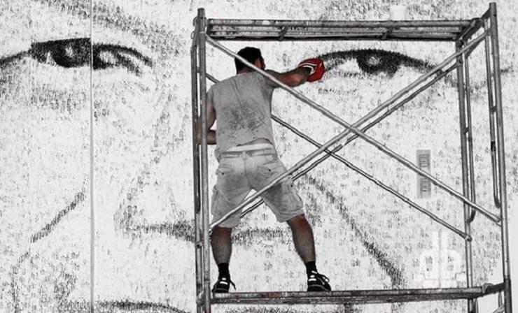 Ommagio a Mandela - Pittura  Come Nelson Mandela ha ispirato il mondo dell'arte Come Nelson Mandela ha ispirato il mondo dellarte Pittura