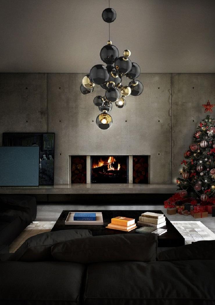 Atomic di Delightfull Idee Déco Inverno Home secrets: 10 affascinanti idee déco inverno Home secrets 10 affascinanti idee d  co inverno delightfull