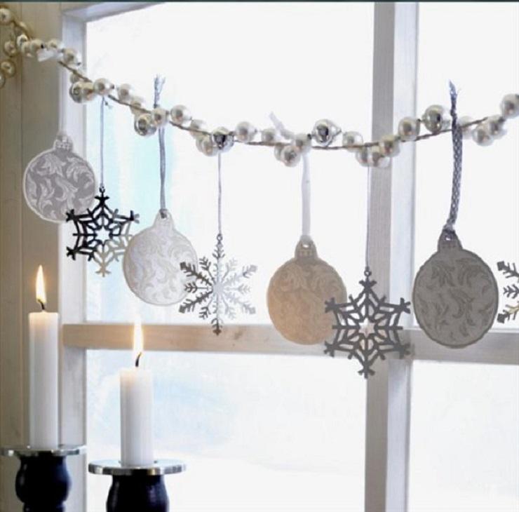 Finestre - Inverno Idee Déco Inverno Home secrets: 10 affascinanti idee déco inverno Home secrets 10 affascinanti idee d  co inverno finestre