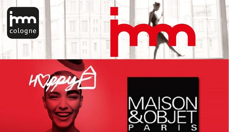 """""""IMM Colonia 2014 e Maison et Objet 2014"""""""