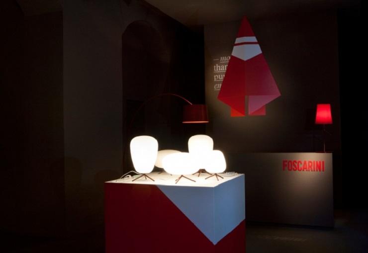 """""""Foscarini: collezione di lampade Rituals da tavolo di Ludovica + Roberto Palomba""""  Vivere il Natale: Foscarini negozi vestiti a festa Vivere il Natale Foscarini negozi vestiti a festa 3"""
