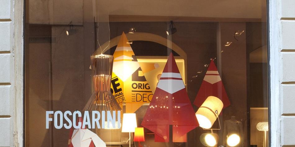 """""""Il Natale secondo Foscarini""""  Vivere il Natale: Foscarini negozi vestiti a festa Vivere il Natale Foscarini negozi vestiti a festa Foscarini"""