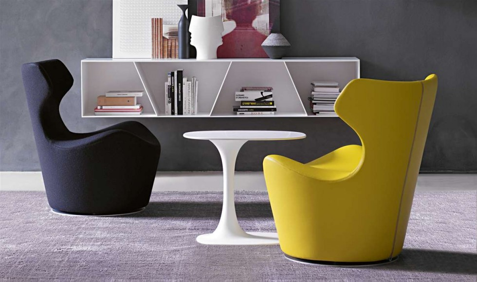 Negozi di mobili di design a milano parte i spazi di lusso for Designer di mobili los angeles