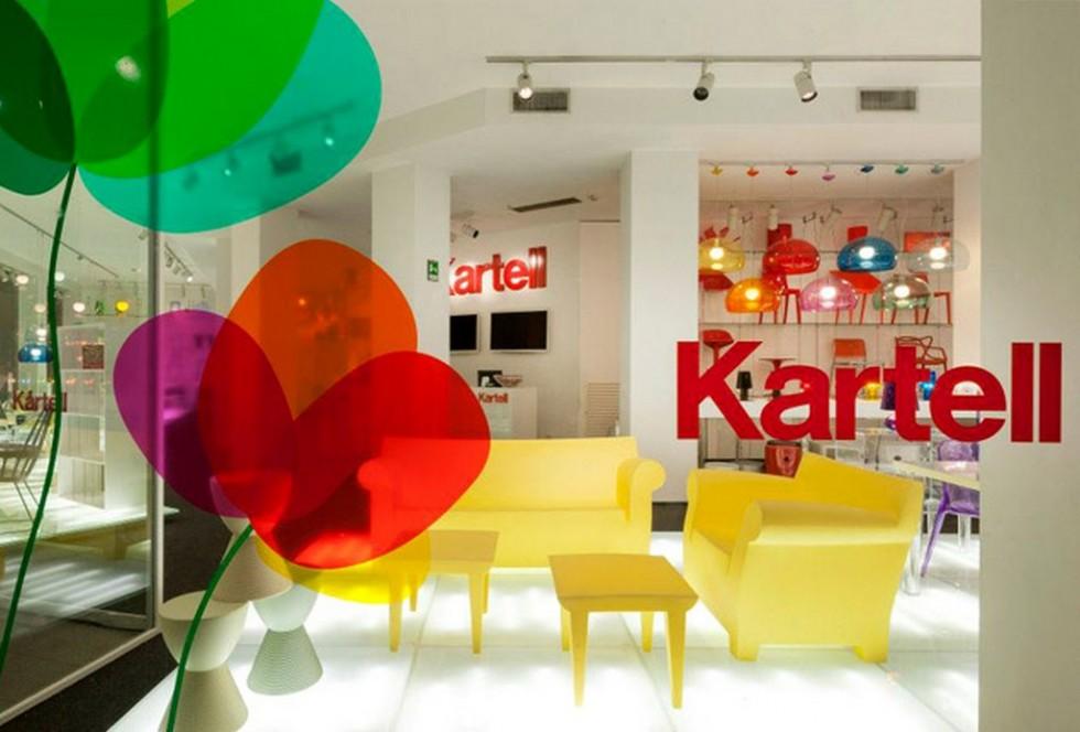 Negozi di mobili di design a Milano – Parte I – Spazi di Lusso
