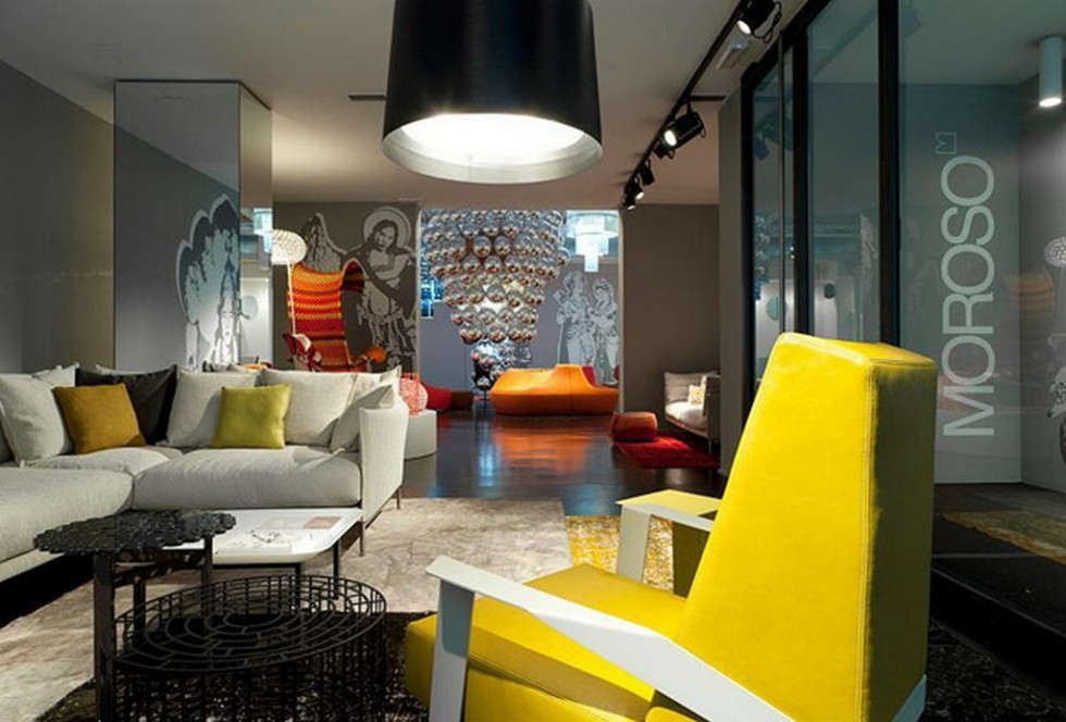 negozi di mobili di design a milano parte i spazi di lusso On negozi di mobili di design a delhi