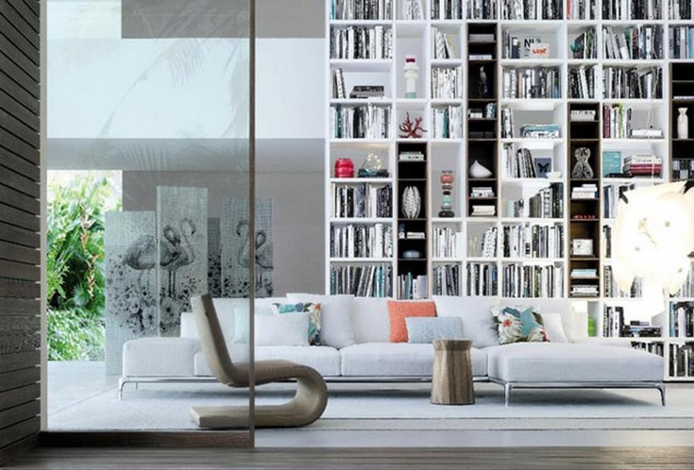 Negozi di mobili di design a milano parte i spazi di lusso for Negozi design