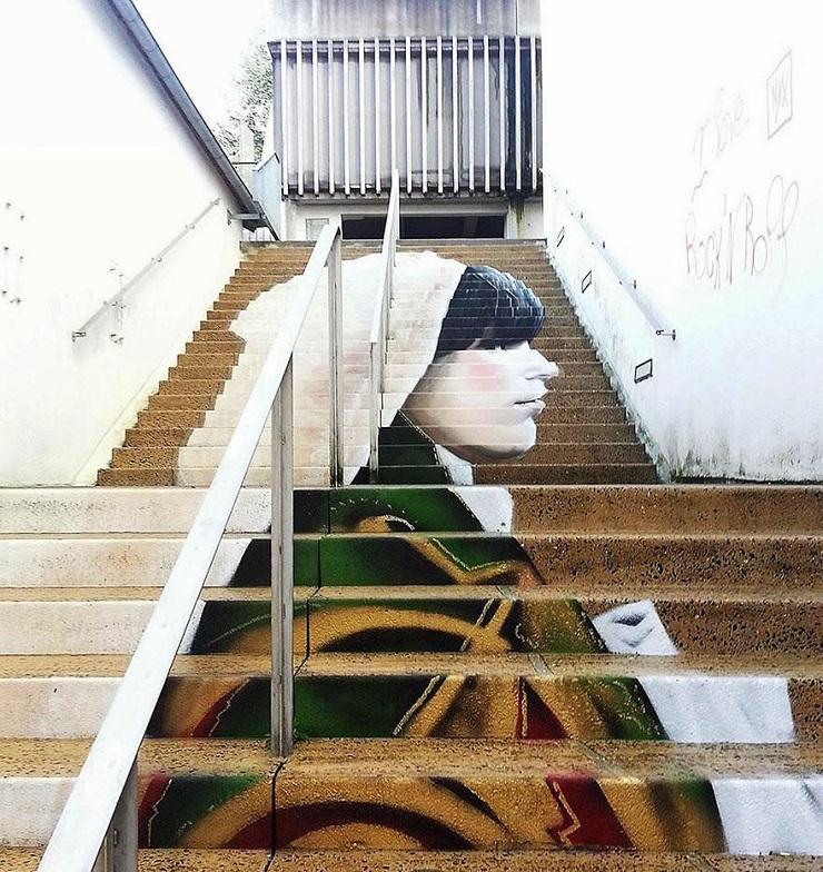 """""""17 delle più belle scale in tutto il mondo - Morlaix, France""""  Il nostro articolo più popolare - 17 delle più belle scale in tutto il mondo 17 delle pi   belle scale in tutto il mondo Morlaix France"""