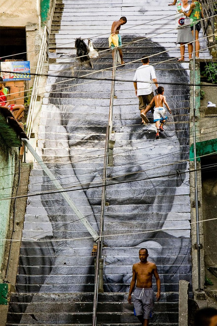 """""""17 delle più belle scale in tutto il mondo - Rio de Janeiro, Brasil""""  Il nostro articolo più popolare – 17 delle più belle scale in tutto il mondo 17 delle pi   belle scale in tutto il mondo Rio de Janeiro Brasil"""