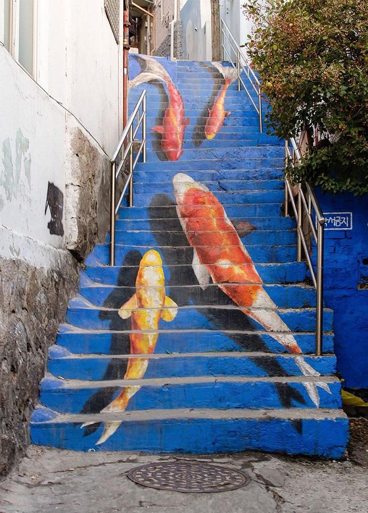 """""""17 delle più belle scale in tutto il mondo - Seoul, South Korea""""  Il nostro articolo più popolare – 17 delle più belle scale in tutto il mondo 17 delle pi   belle scale in tutto il mondo Seoul South Korea"""