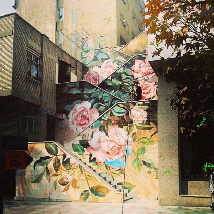 """""""17 delle più belle scale in tutto il mondo - Tehran, Iran""""  Il nostro articolo più popolare - 17 delle più belle scale in tutto il mondo 17 delle pi   belle scale in tutto il mondo Tehran Iran"""