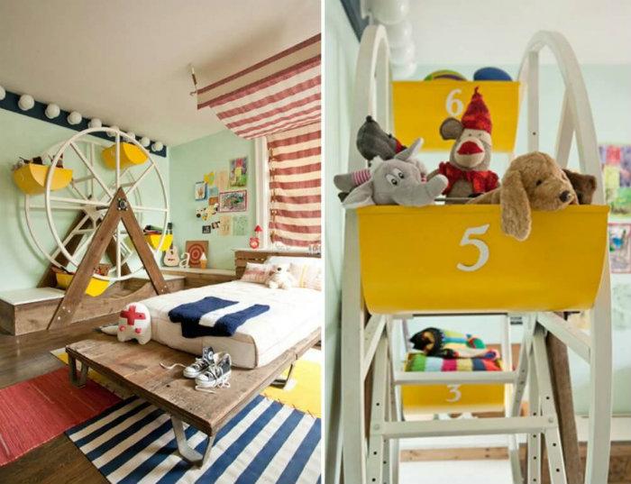 Idee di design idee di design Sogni d'Oro: 10 Idee di design di camere da letto per bambini Kids Room Ideas for Girls