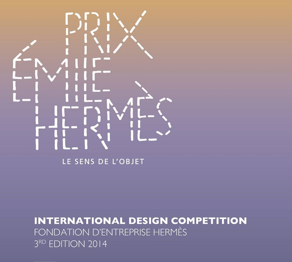 Prix Émile Hermès 2014 – HERMÈS PREMIA IL DESIGN Prix Emile Hermes 2014