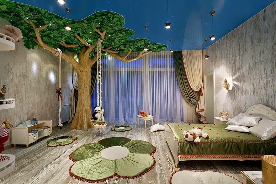 ... letto-per-i-bambini-2 Sogni-dOro-10-Idee-di-design-di-camere-da-letto