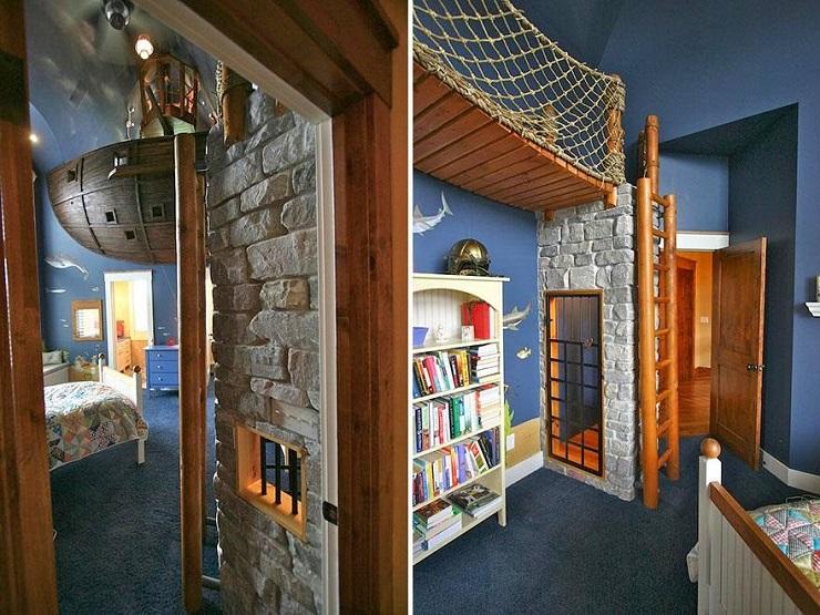 Sogni d oro 10 idee di design di camere da letto per i - Idee camere ragazzi ...