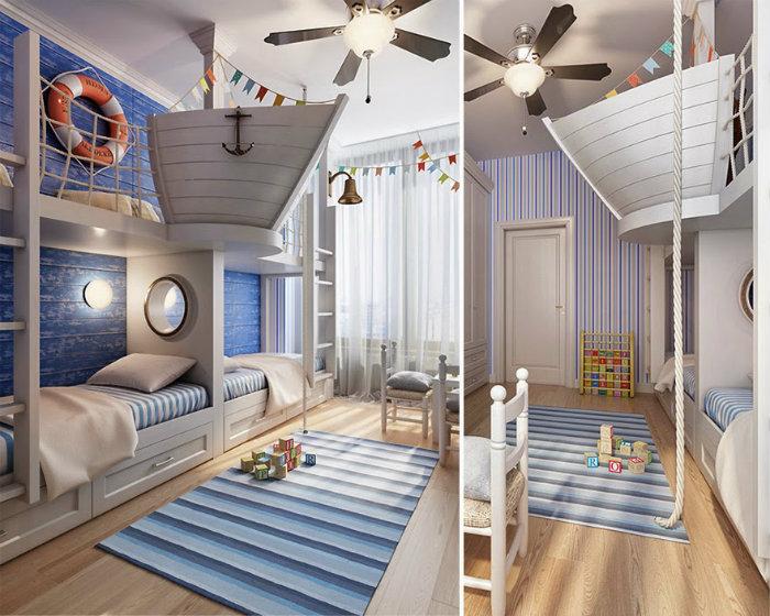 Camere Da Letto Da Sogno Per Ragazze.Sogni D Oro 10 Idee Di Design Di Camere Da Letto Per Bambini
