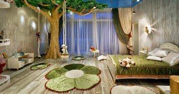 Sogni d'Oro: 10 Idee di design di camere da letto per bambini