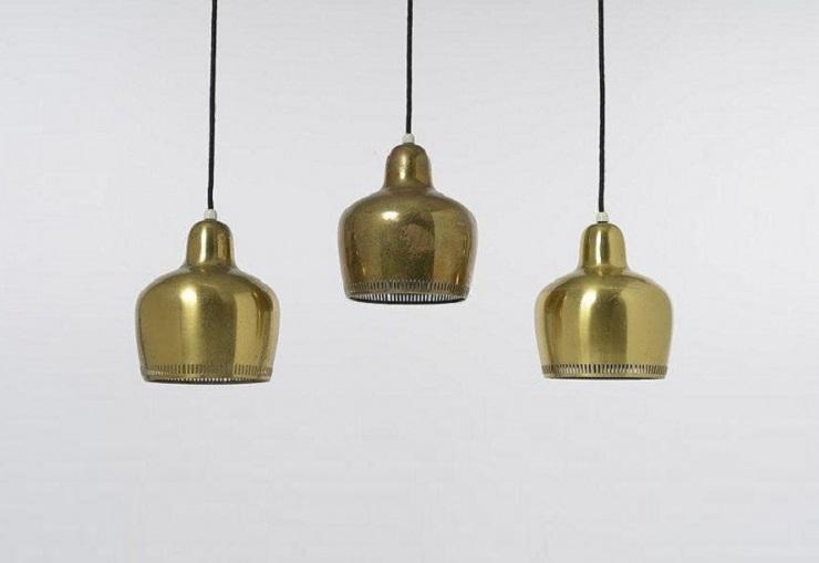 Luci di design lampade vintage per la casa spazi di lusso for Luci per decorare la stanza