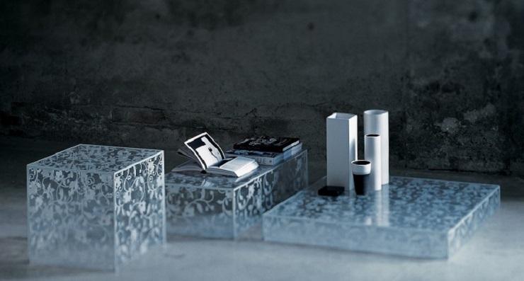 """""""Glas Italia New Collection""""  Luce e vetro: la più nuova collezione di Glas Italia Glas Italia New Collection"""